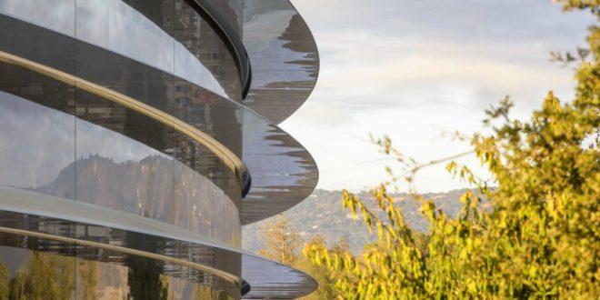 UFO je tu: Apple odhalil jméno gigantického sídla i datum jeho otevření