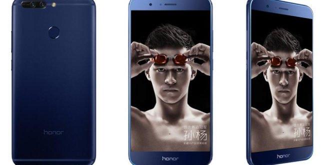 Honor V9 oficiálně: velký Quad HD displej, 6 GB RAM a duální kamera pro 3D modelování