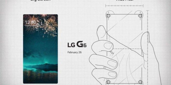 Souboj Titánů? LG G6 má jít do prodeje měsíc a půl před Galaxy S8