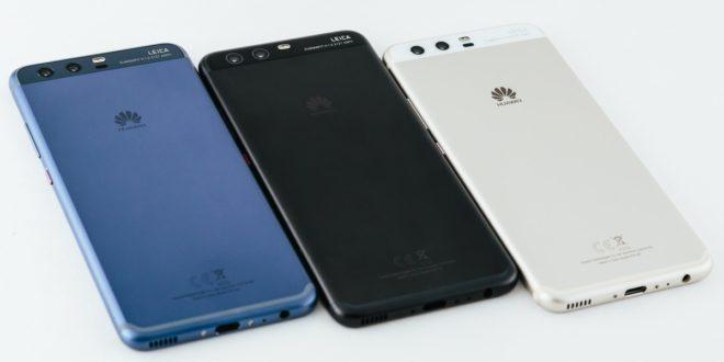 Huawei P10 a P10 Plus: barevná sázka na jistotu