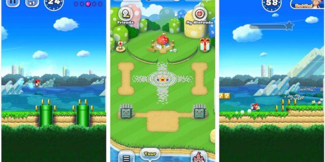 A je tu: vyšel Super Mario Run pro Android