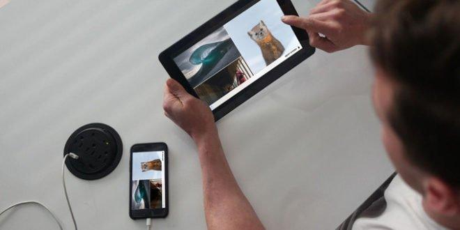 Šikovný nápad: Superscreen udělá zkaždého smartphonu tablet