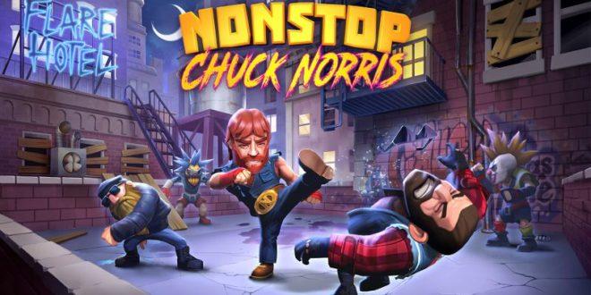 Hra nonstop Chuck Norris vychází pro Android a iOS: zbraň může být vše, co je po ruce