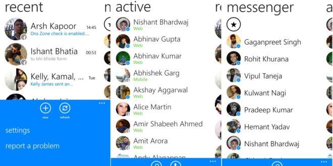 """Je čas přejít na """"desítky"""": Windows Phone 8.x přichází o aplikace Facebook a Messenger"""