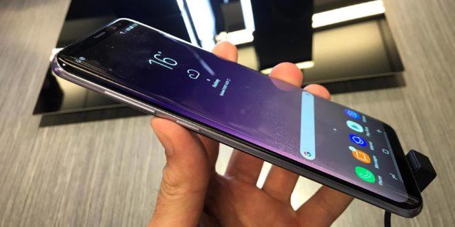 Galaxy S8 ve výchozím nastavení zobrazuje obsah v nižším rozlišení displeje