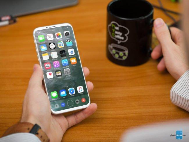 Jak by se vám líbilo, kdyby takto vypadal nový iPhone?