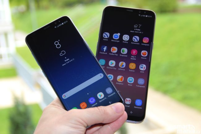 Samsung Galaxy S8 & S8 Plus