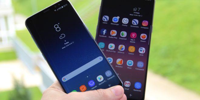 Majitelé Galaxy S8 a S8+ se mohou těšit na Android 9.0. Samsung spustil beta program