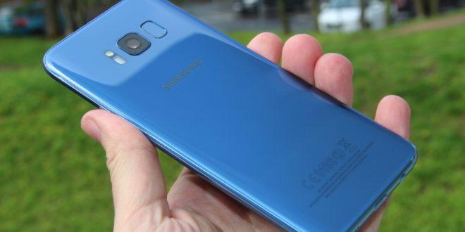 Samsun Galaxy S8 recenze