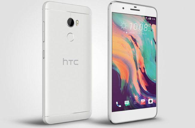 HTC One X10 bude dostupný ve stříbrné a černé barvě