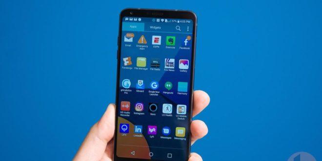 LG chystá zmenšený G6 mini. Podívejte se na první fotografie
