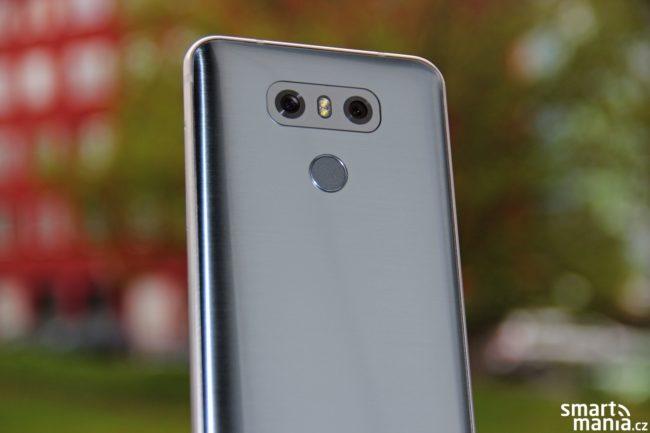 LG G6 fotoaparát