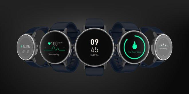 Acer Leap Ware: chytré fitness hodinky s řadou senzorů za 3 800 Kč