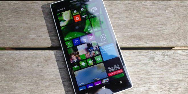 Týden s Nokia Lumia 930. Dá se ještě vroce 2018 používat?