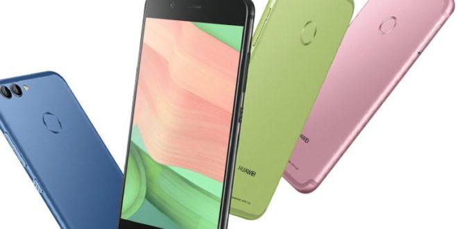 Huawei Nova 2 a 2 Plus oficiálně: duální fotoaparát vzadu a 20Mpx pro selfies vpředu