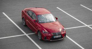 Test Lexus IS 300h: jiná cesta k prémii