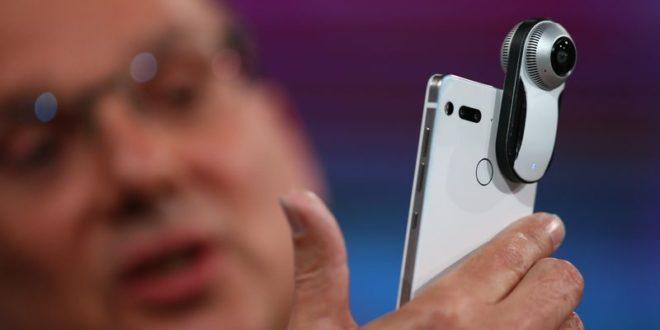 Essential Phone je voděodolný, brzy se dozvíme jak moc