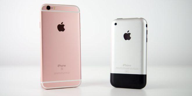 iPhone 2G v testu odolnosti: Jak obstojí 10 let starý kus hardwaru?