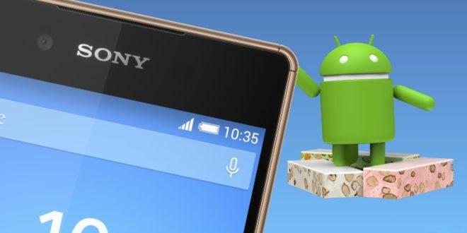 Sony se nefláká: vydává Android 7.1.1 pro několik svých vlajkových modelů