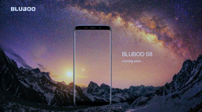 Kopírka: Bluboo S8 vypadá na oficiálním snímku… stejně jako Galaxy S8
