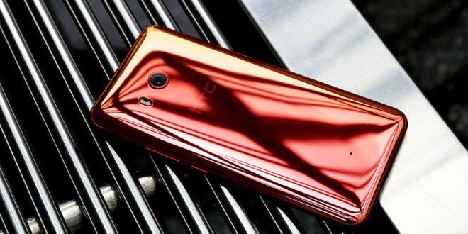 Rudá elegance: HTC U11 v nové barvě přichází na český trh