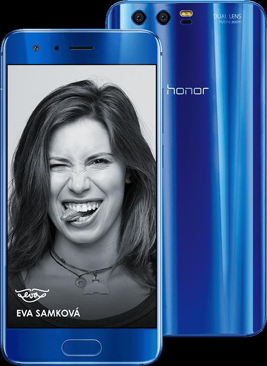 Honor 9 64GB Dual SIM modrý