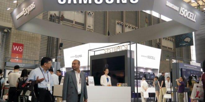 Samsung představil 4 fotočipy ISOCELL. Nechybí ani duální kamera pro pro Galaxy Note8