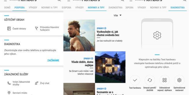 Samsung Members: nová aplikace pro majitele smartphonů řady Galaxy