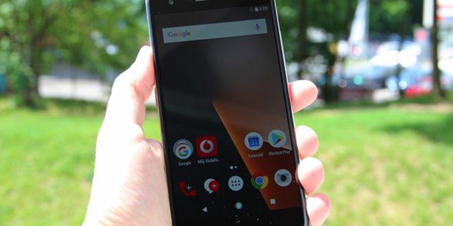 Recenze Vodafone Smart V8: výhodná nabídka