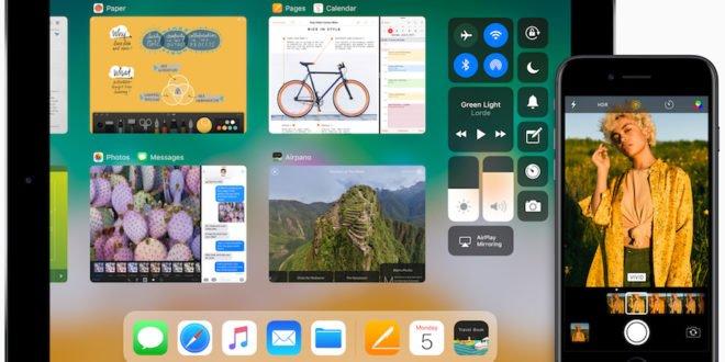 Vyzkoušejte: iOS 11 beta je dostupná pro veřejnost