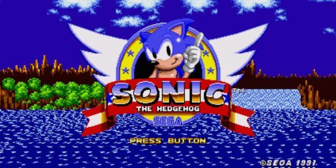 Legendární Sonic a další klasiky od Segy jsou nově dostupné zdarma