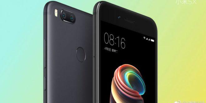 Xiaomi oficiálně představuje Mi 5X s duální kamerou
