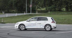 Test Volkswagen e-Golf: Bez kapky benzínu