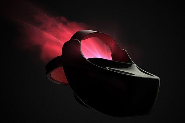 Nová virtuální realita HTC Vive VR