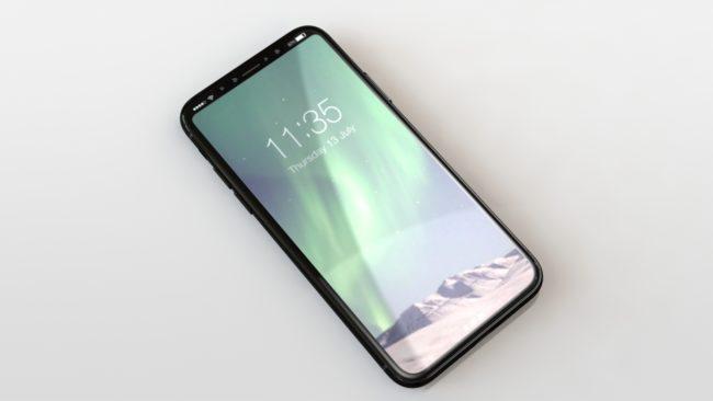 Takto by měl vypadat iPhone 8