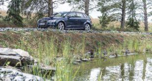 Test Audi A3 e-tron: dva v jednom