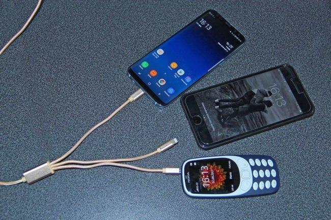 Jeden kabel vládne všem :-)