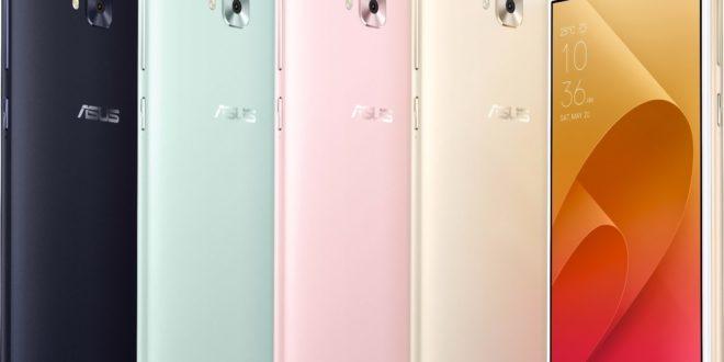Asus potvrdil Android O pro řady Zenfone 3 a 4. ZenUI projde drastickou dietou