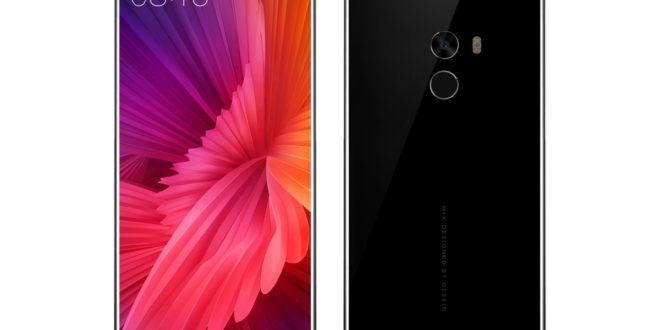 Xiaomi Mi Mix 2 na nových renderech: displej skoro přes 100 % čelní plochy