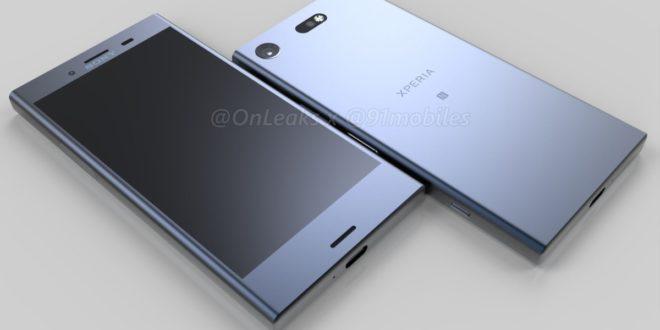 Takhle vypadá Xperia XZ1 Compact: nejmenší telefon se Snapdragonem 835