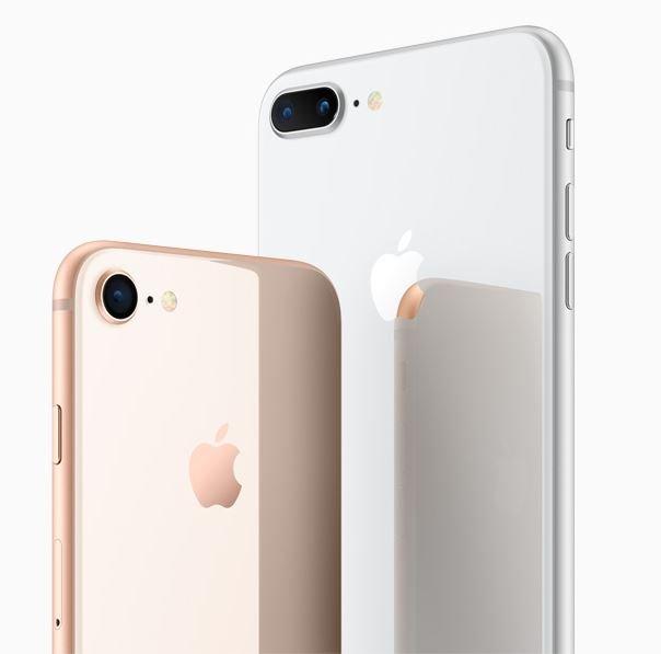 iPhone 8 a iPhone 8 Plus
