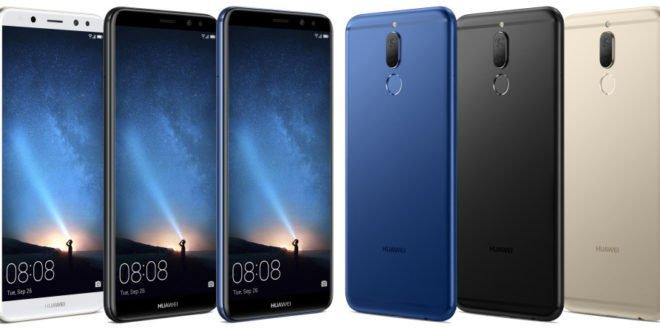 Seznamte se, toto je Huawei Mate 10 Lite. Připadá vám povědomý?