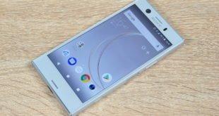 Recenze Sony Xperia XZ1 Compact: malá, ale výkonná