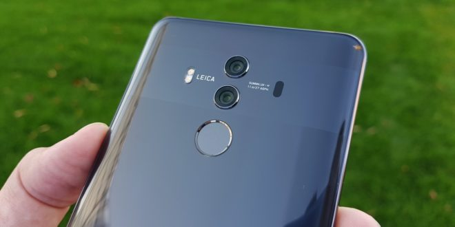 Huawei Mate 10 Pro je druhým nejlepším fotomobilem, překonal i letošní iPhony