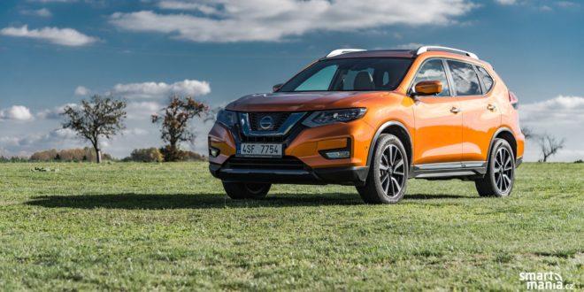 Test Nissan X-Trail: v terénu jako doma