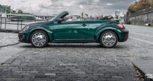 Test Volkswagen Beetle: krása nebo chytrost?