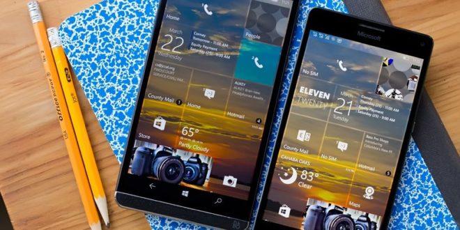 Mobilní Windows zpátky ve hře? Lumie jsou opět k dispozici na Microsoft Store