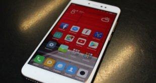 Recenze Xiaomi Redmi Note 5A Prime: pan selfie