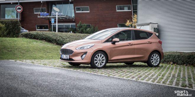 Test Ford Fiesta: malý, ale chytrý
