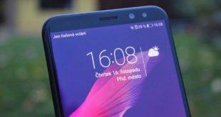 Recenze Huawei Mate 10 Lite: ve stopách vlajkového modelu